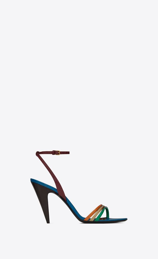 liya sandalen aus ayersleder