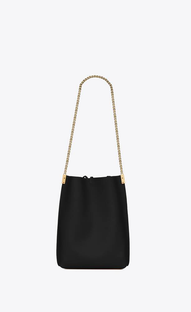 suzanne small hobo bag in smooth leather