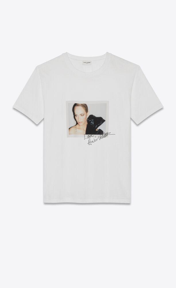 amber valletta t-shirt