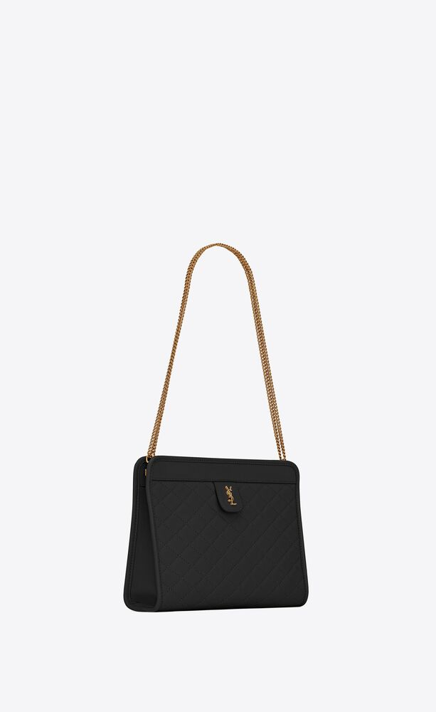 victoire baby clutch in leather