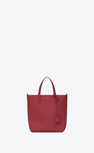saint laurent toy shopper aus weichem leder