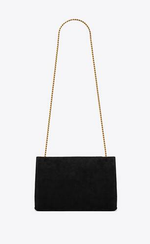 kate medium reversible in suede and smooth leather