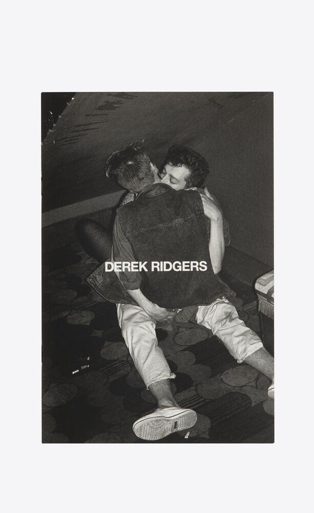 derek ridgers signed fanzine