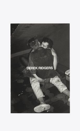 derek ridgers fanzine signée