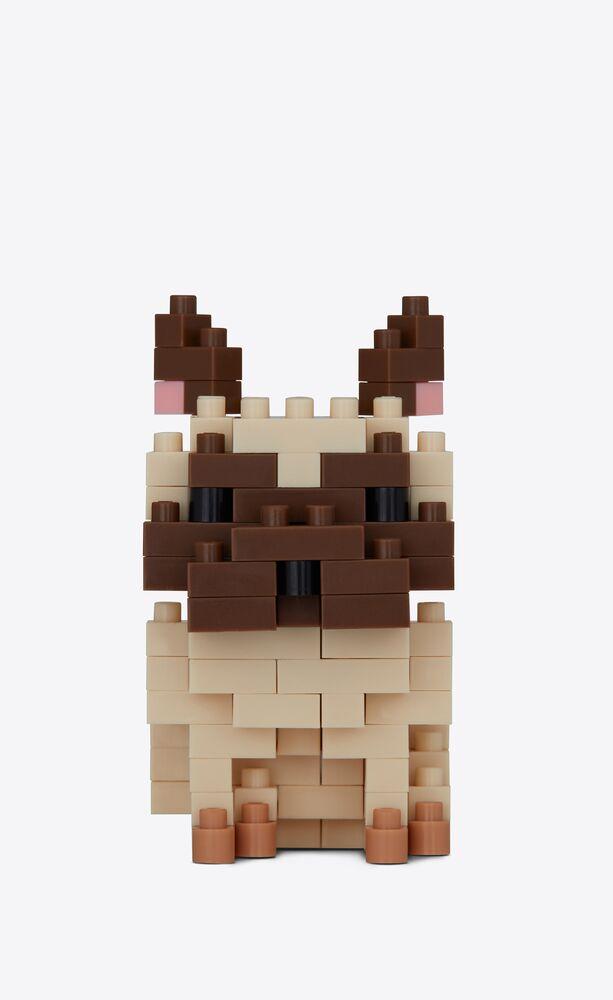 nanoblock french bulldog
