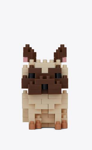 nanoblock french bulldog