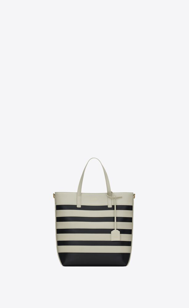 le monogramme saint laurent n/s toy shopping bag in smooth leather