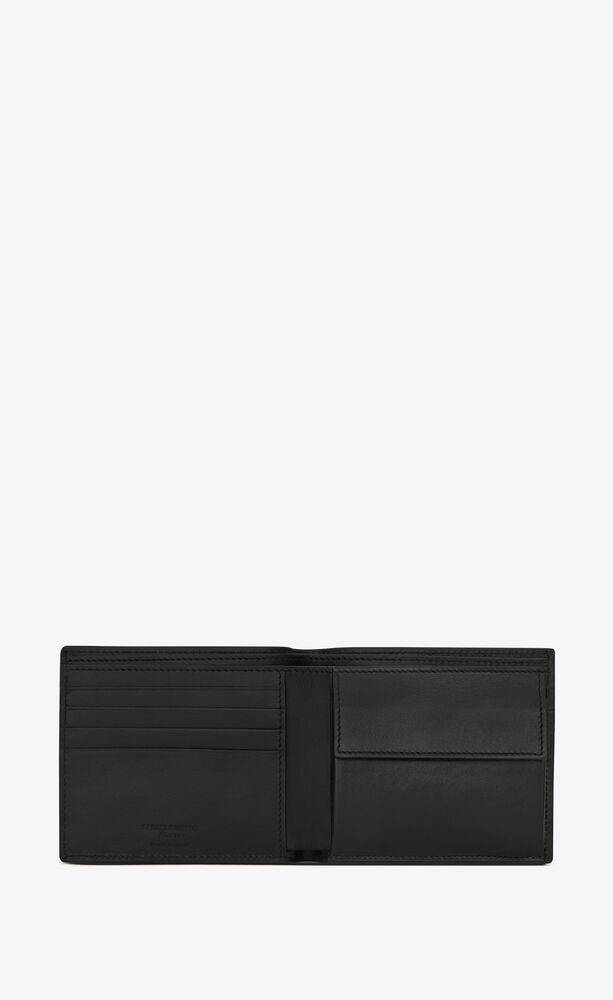 le monogramme all over east/west wallet in smooth leather
