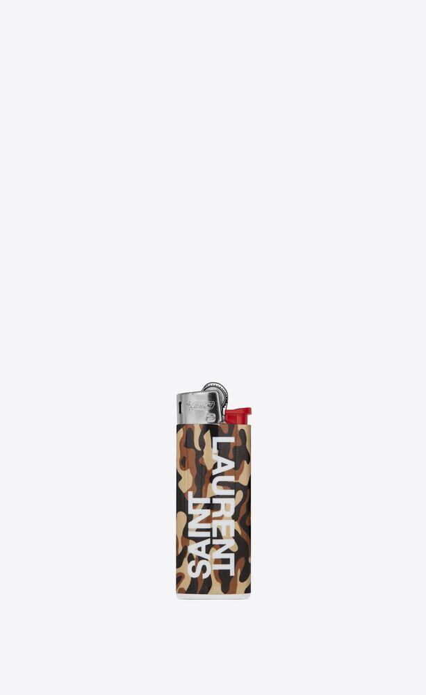 camouflage lighter