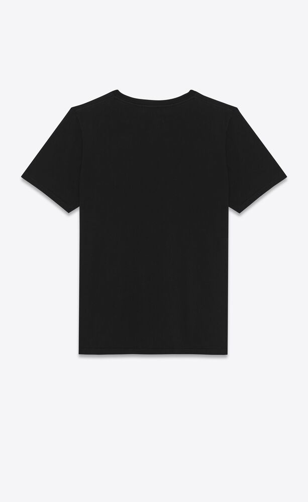 saint laurent rive gauche t-shirt