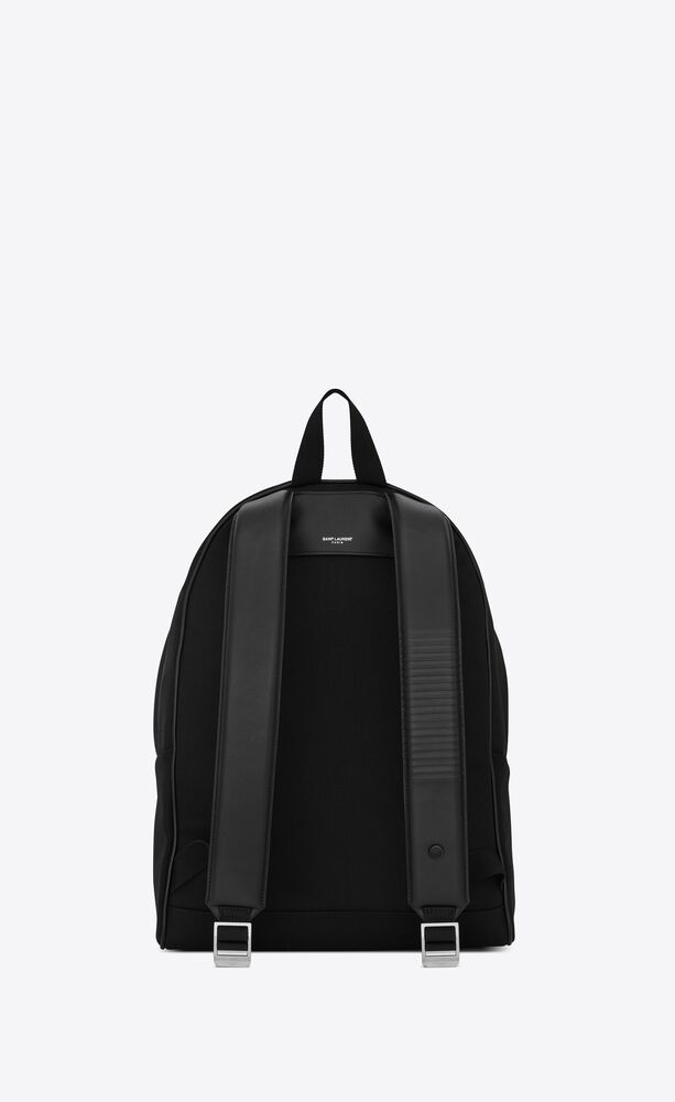 cit-e backpack in canvas with jacquard™ by google