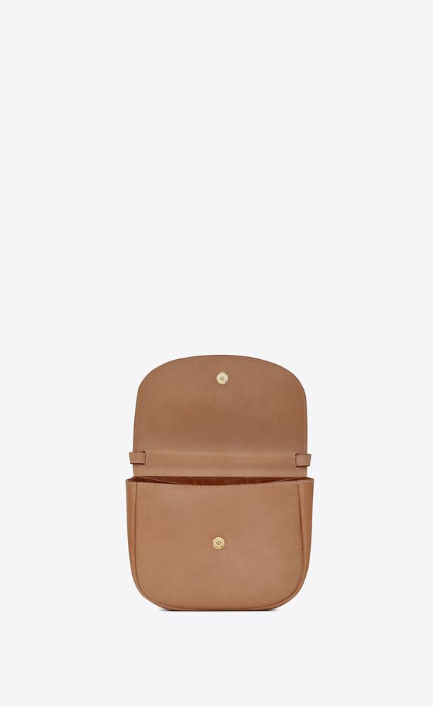 kaia medium satchel in vintage leather