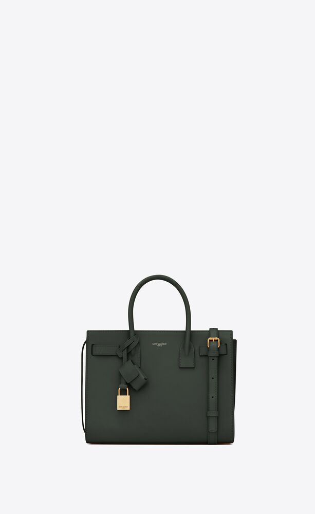 classic sac de jour baby in shiny leather