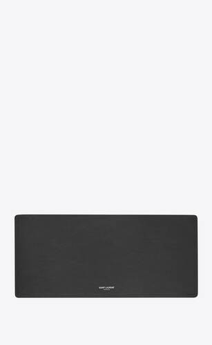 keyboard pad in leather