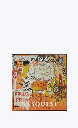 basquiat - pollo frito : street to studio, hirmer