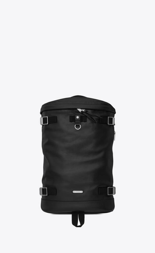 rivington race backpack in leather