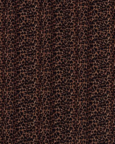 heart-shaped leopard-print cashmere scarf