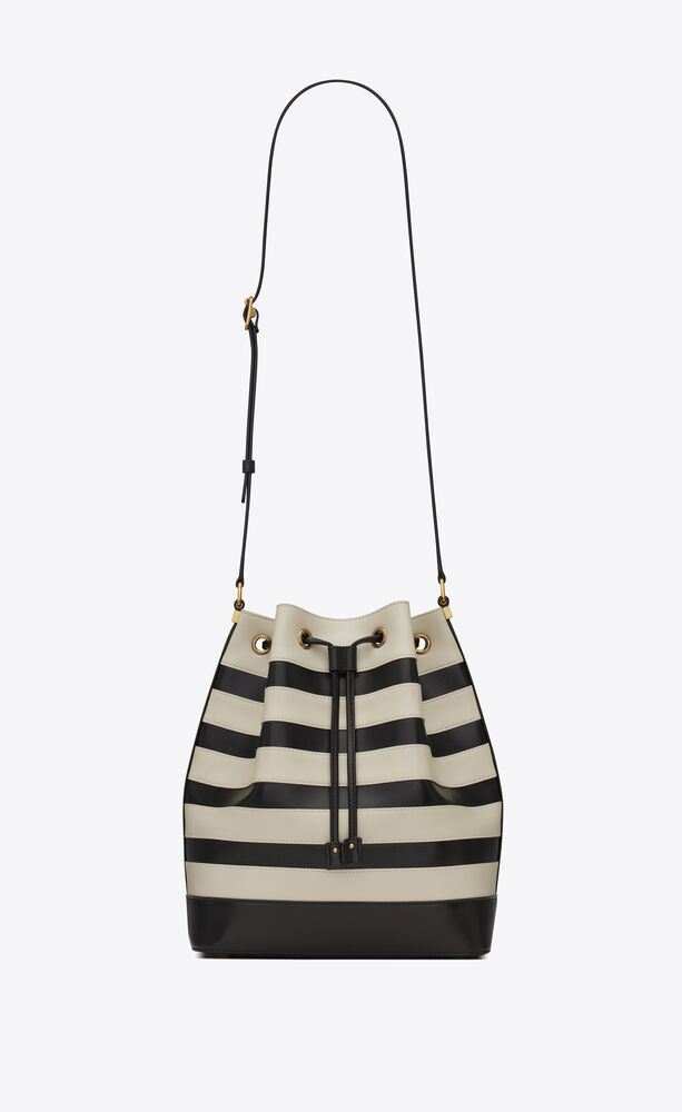 le monogramme bucket bag in smooth leather