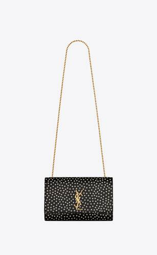 kate medium in polka dot leather