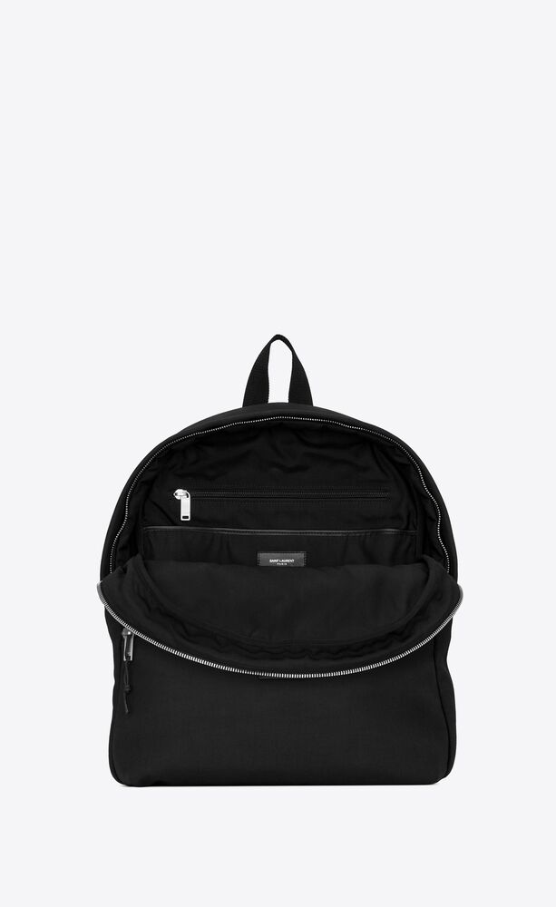 nuxx backpack in canvas