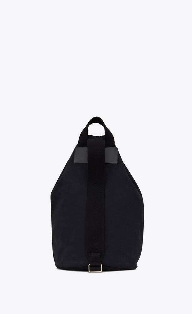 city sailor canvas backpack