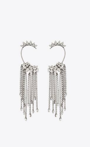 marrakech earrings in metal