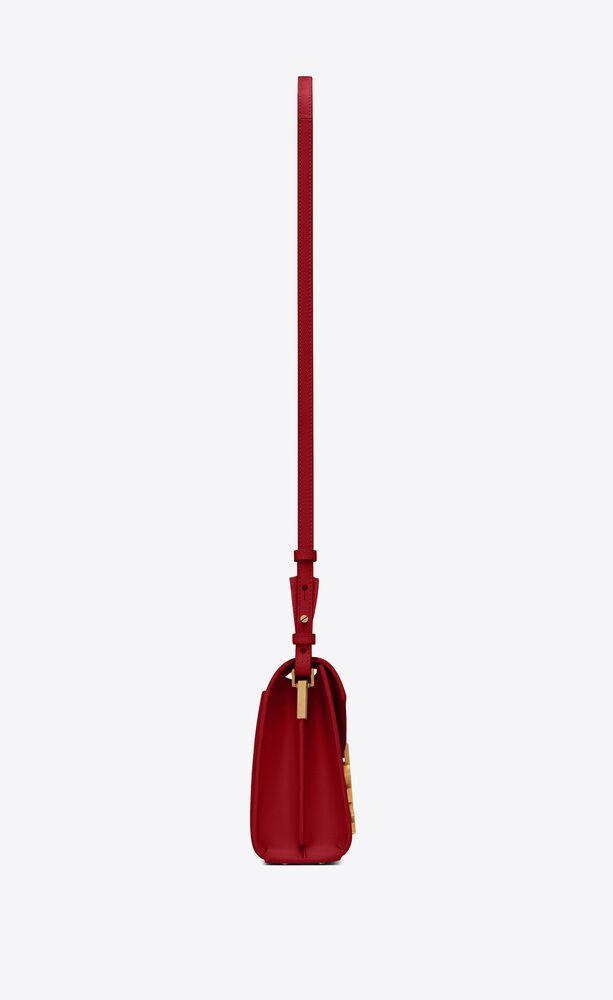 cassandra mini-tasche aus leder mit tragegriff und grain-de-poudre-prägung