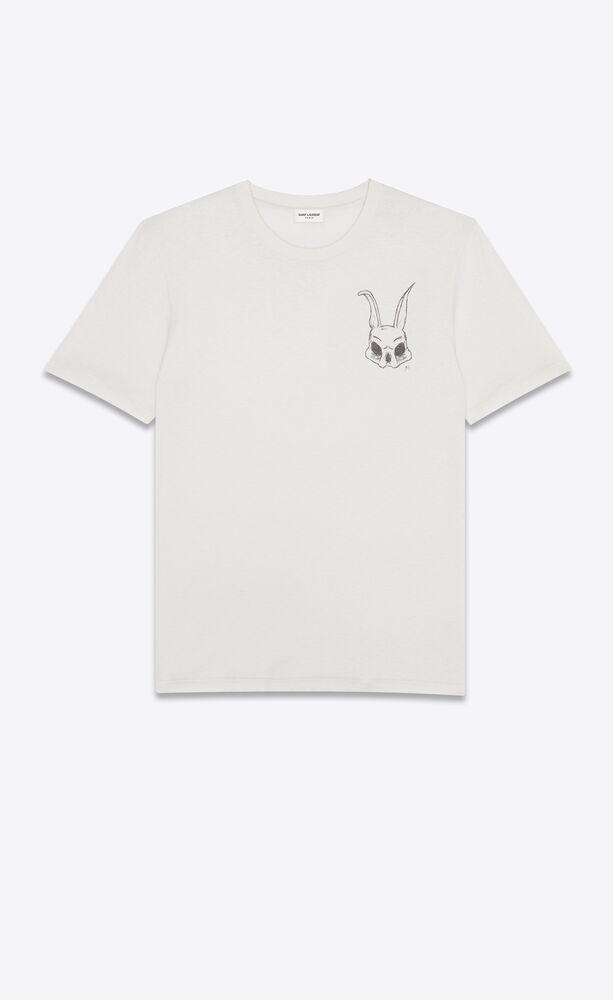 """t-shirt """"rabbit skull"""""""