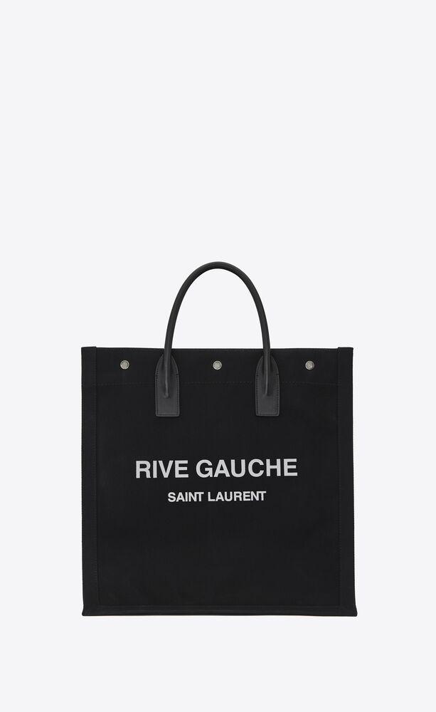 rive gauche n/s shopping bag in cotton