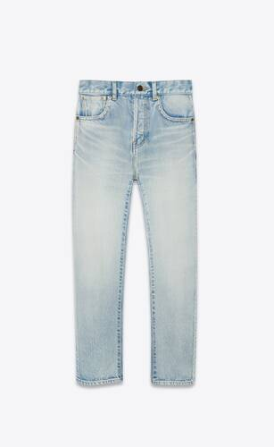 jeans authentic in denim light blue