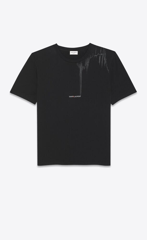 생 로랑 리브 고쉬 락 티셔츠
