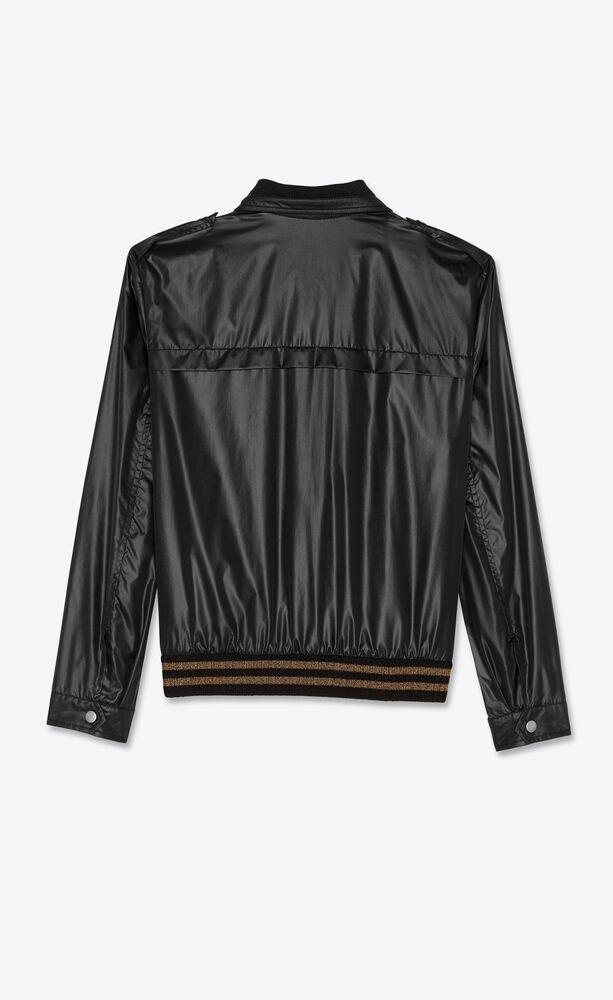 teddy jacket in nylon