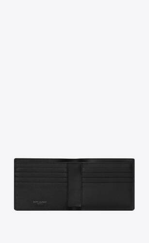 monogram east/west wallet with card case in grain de poudre embossed leather