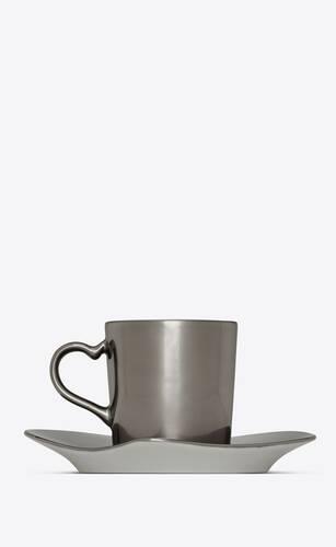 j.l coquet service à café en porcelaine