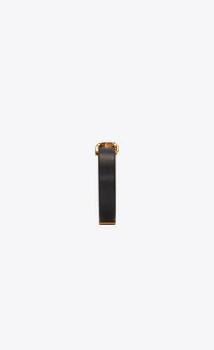 opyum bracelet in leather