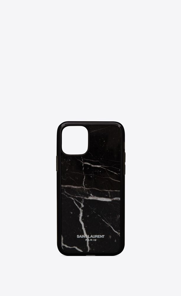 iphone 11 pro case in marble