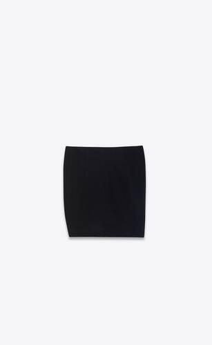 velvet mini shorts
