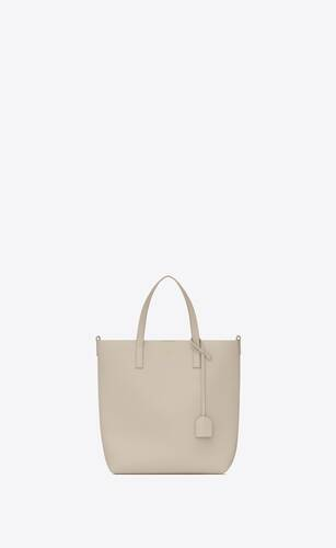 bolso shopper saint laurent toy de piel flexible