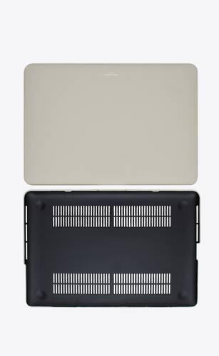 macbook case in leather