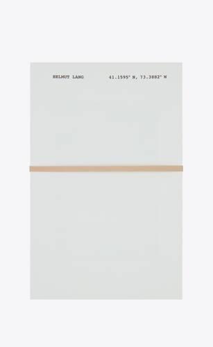 helmut lang - 41.1595° n, 73.3882° w