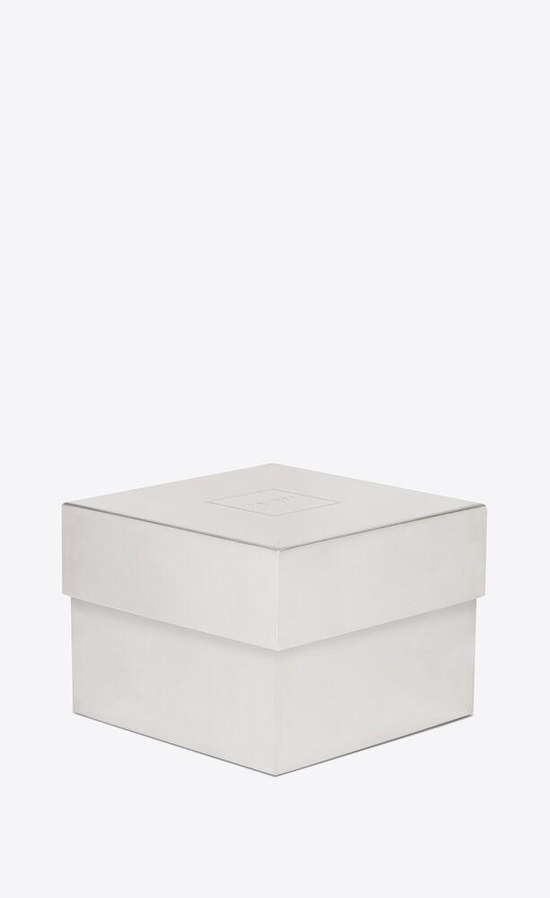 medium metal box