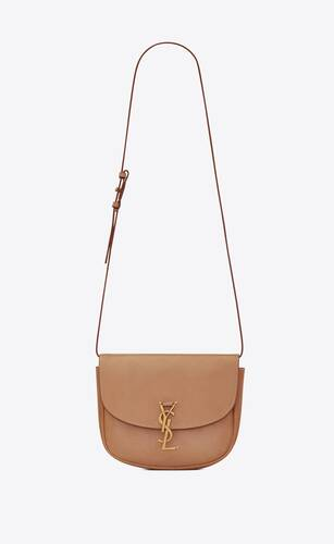 kaia medium satchel en cuir vintage