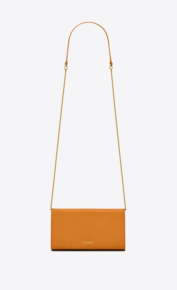 saint laurent paris mini bag in matte leather