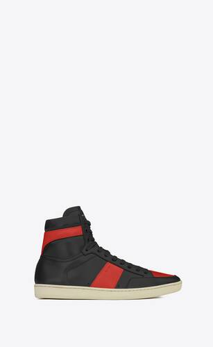 court classic sl/10h sneakers in leather