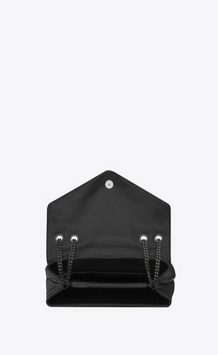 "loulou medium in matelassé ""y"" leather"