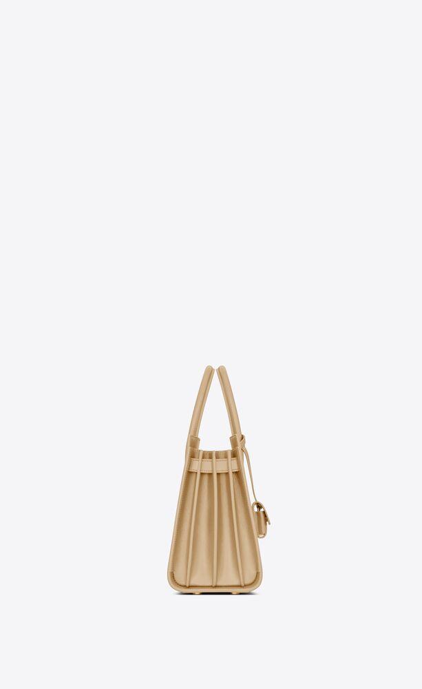 classic sac de jour baby en cuir lisse