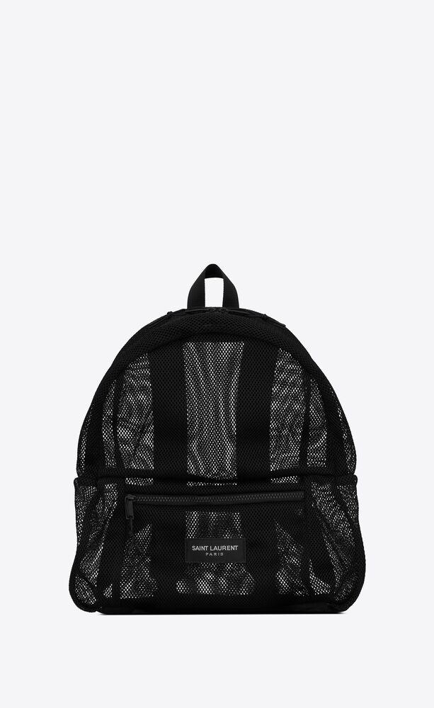 slp backpack in mesh and nylon