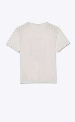 """""""love yves 1975"""" t-shirt"""