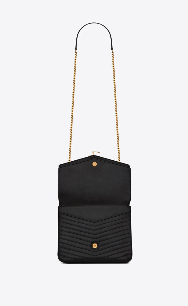 sulpice medium in matelassé leather