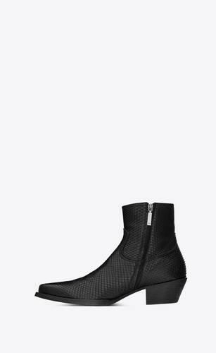 lukas boots en python